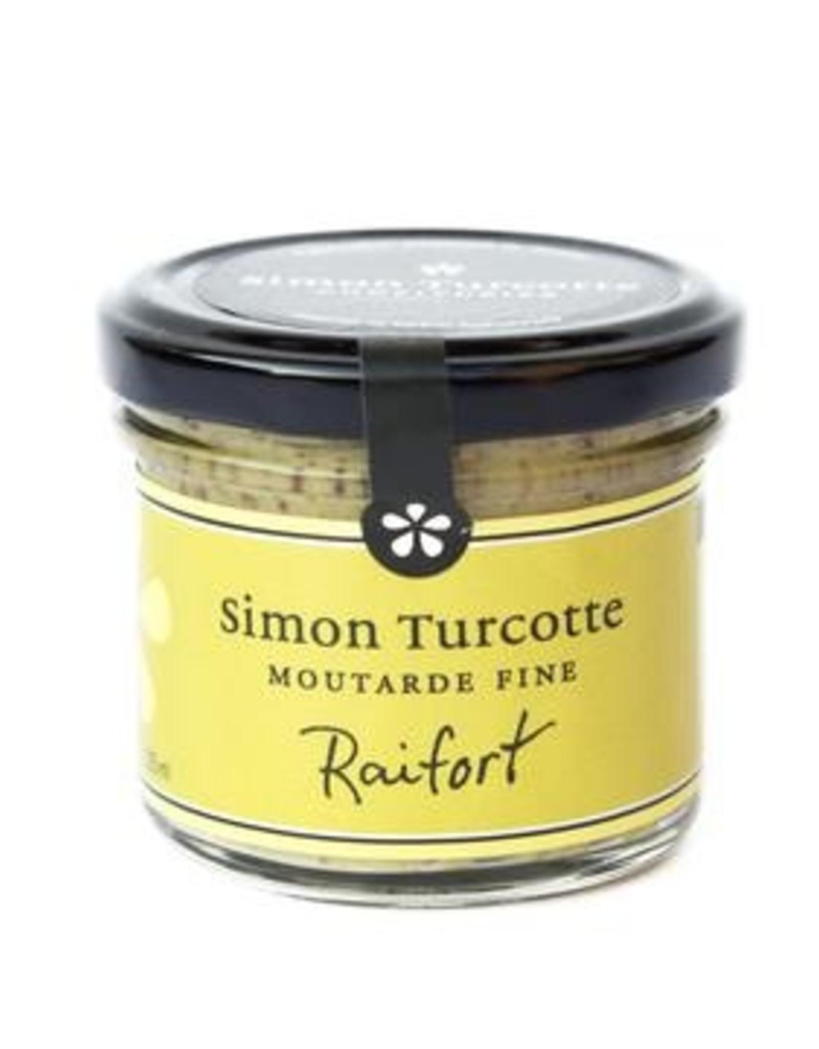 Simon Turcotte confiturier Moutarde Raifort