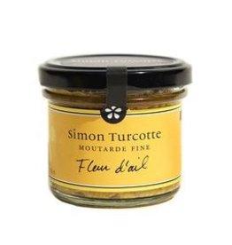 Simon Turcotte confiturier Moutarde fleur d'ail