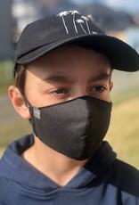 Jak's Masque urbain Enfant marine à pois