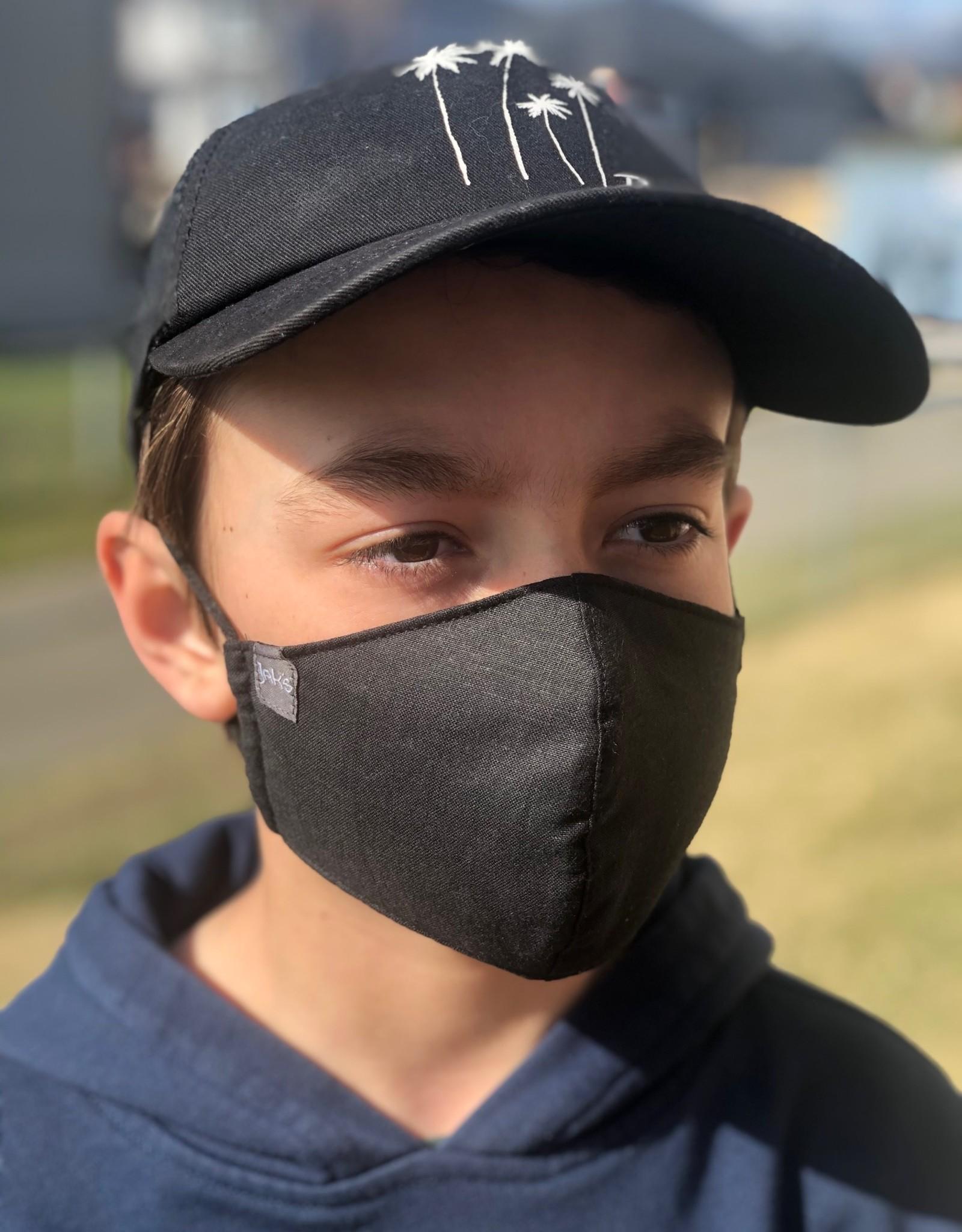 Jak's Masque urbain Enfant  Charcoal