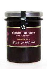 Simon Turcotte confiturier Tartinade Prune et thé noir