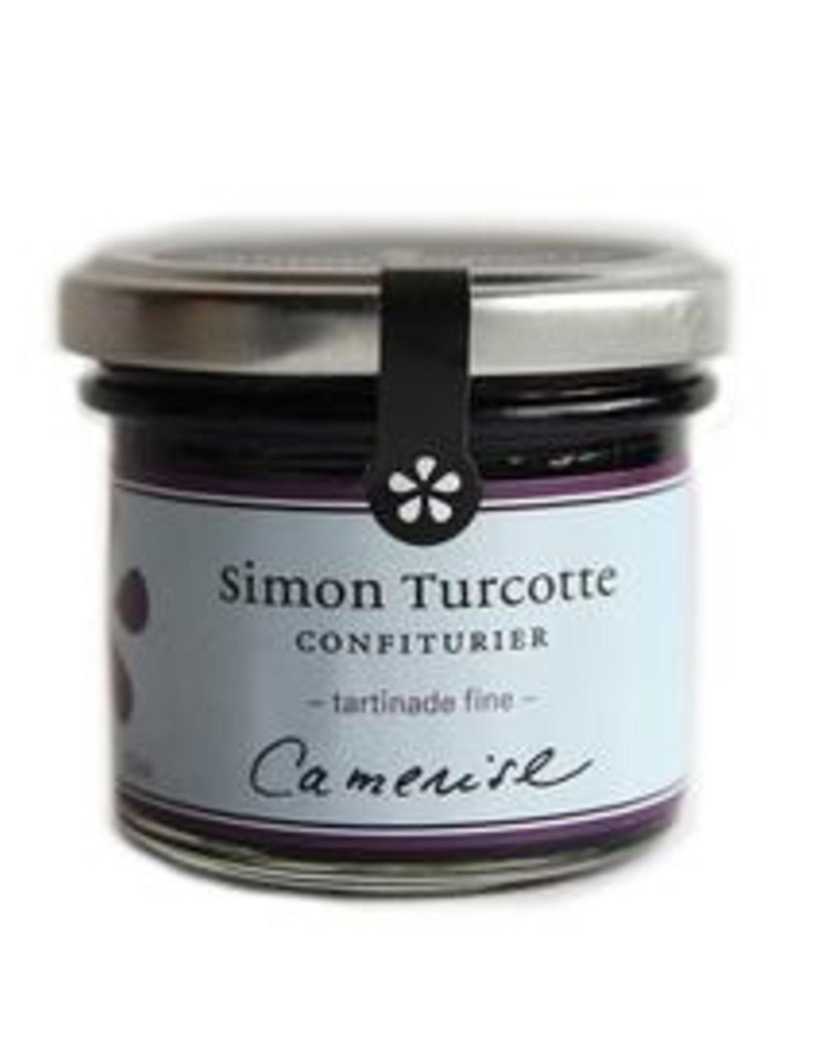 Simon Turcotte confiturier Tartinade Camerise