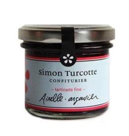 Simon Turcotte confiturier Tartinade Airelle et argousier