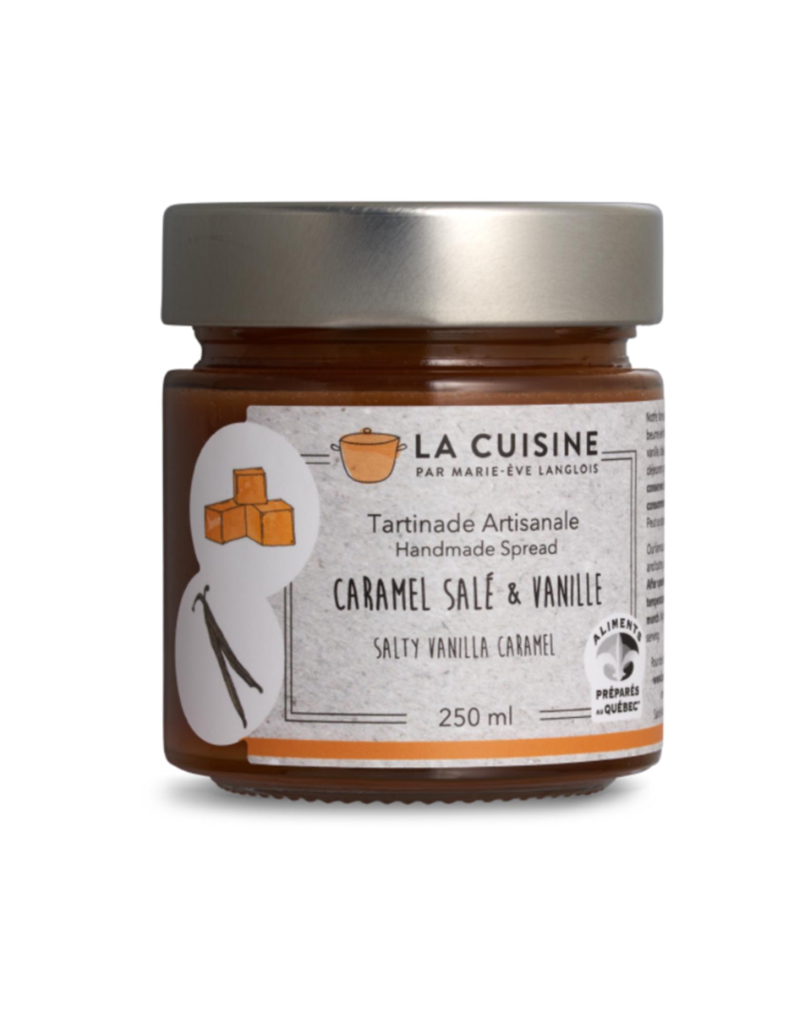 Caramel salé & Vanille
