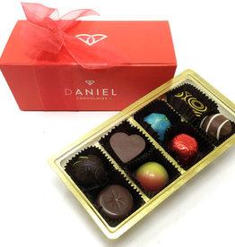 Daniel le chocolat Belge Coffret de 16 chocolats belge
