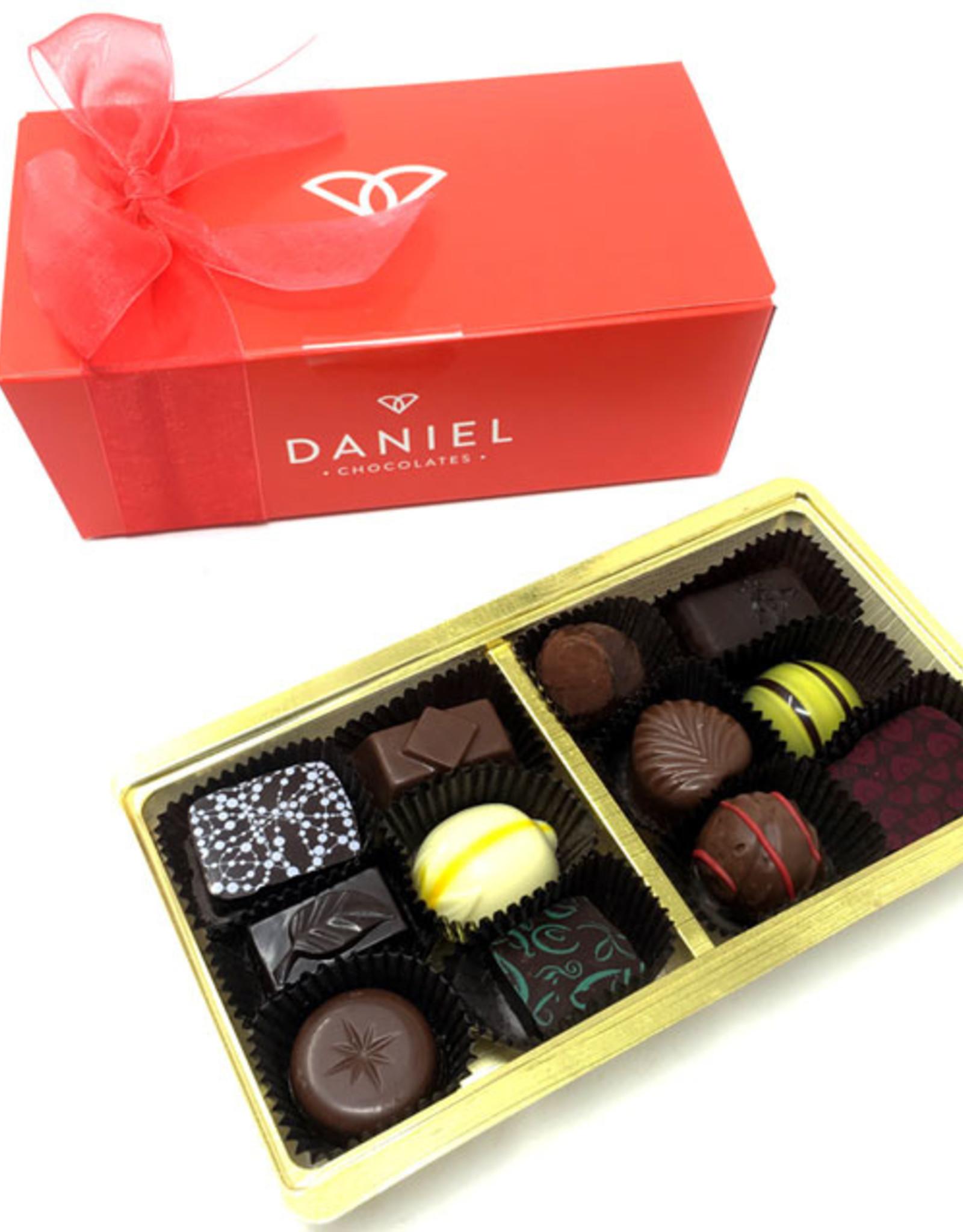 Daniel le chocolat Belge Coffret de 24 chocolats Belge