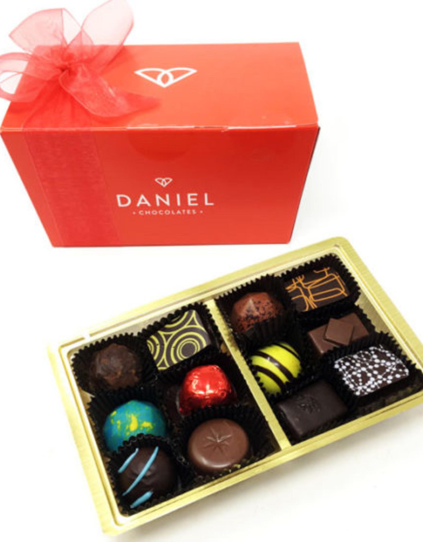 Daniel le chocolat Belge Coffret de 30 chocolats Belge