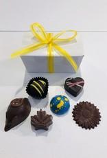 Daniel le chocolat Belge Coffret 6 chocolats Belge