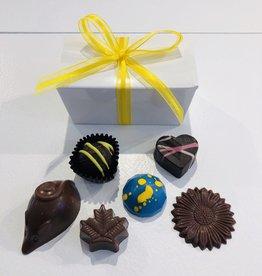 Daniel le chocolat Belge Coffret 6 chocolats