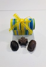 Daniel le chocolat Belge Coffret 3 chocolats