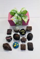 Daniel le chocolat Belge Coffret de 12 chocolats Belge