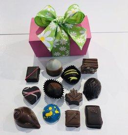 Daniel le chocolat Belge Coffret de 12 chocolats