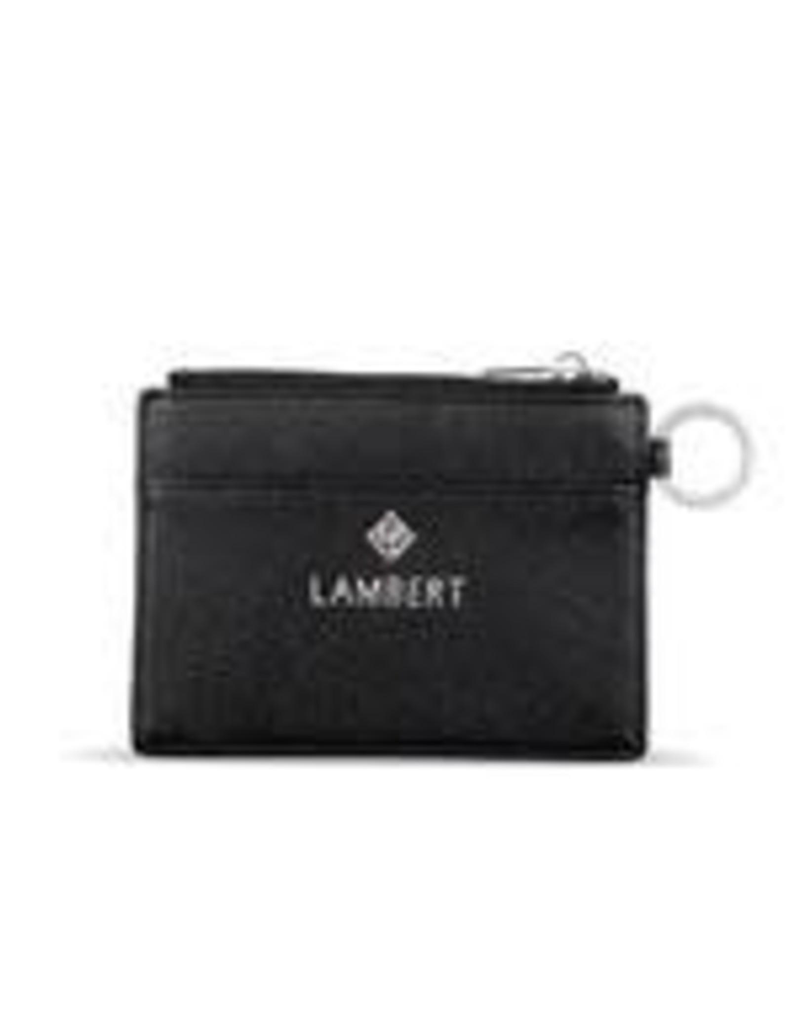 Lambert Porte-carte Laura Noir