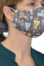 Baluchon Masque urbain femme #1193