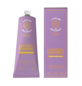 Lucia  par  Pure Living Crème pour les mains Lavande & Camomille