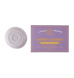 Lucia  par  Pure Living Savon végétal apaisant lavande & camomille