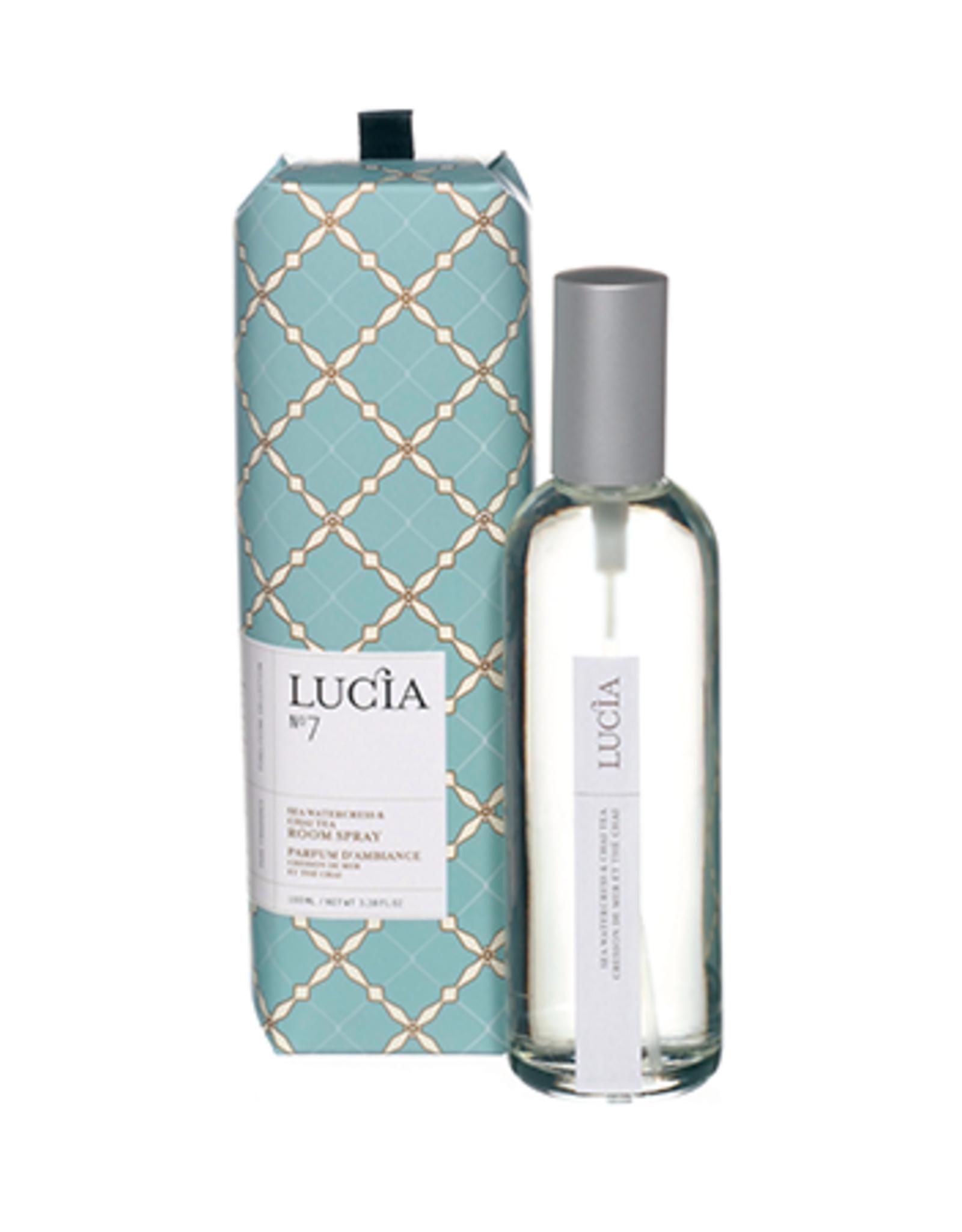 Lucia  par  Pure Living Parfum d'ambiance Cresson de mer