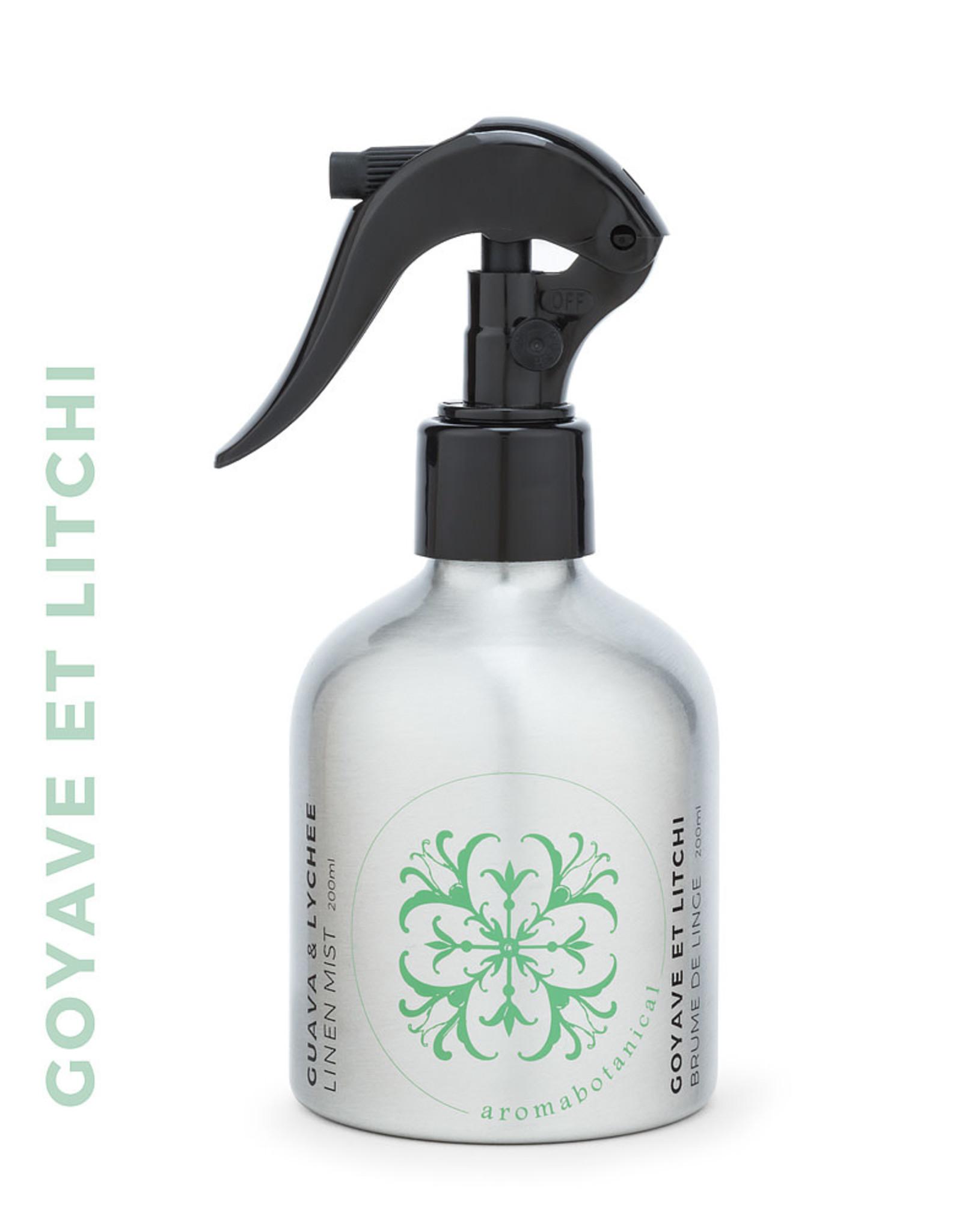 Spray linen Goyave et lichi