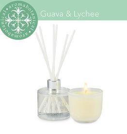 Coffret aroma Goyave et litchi