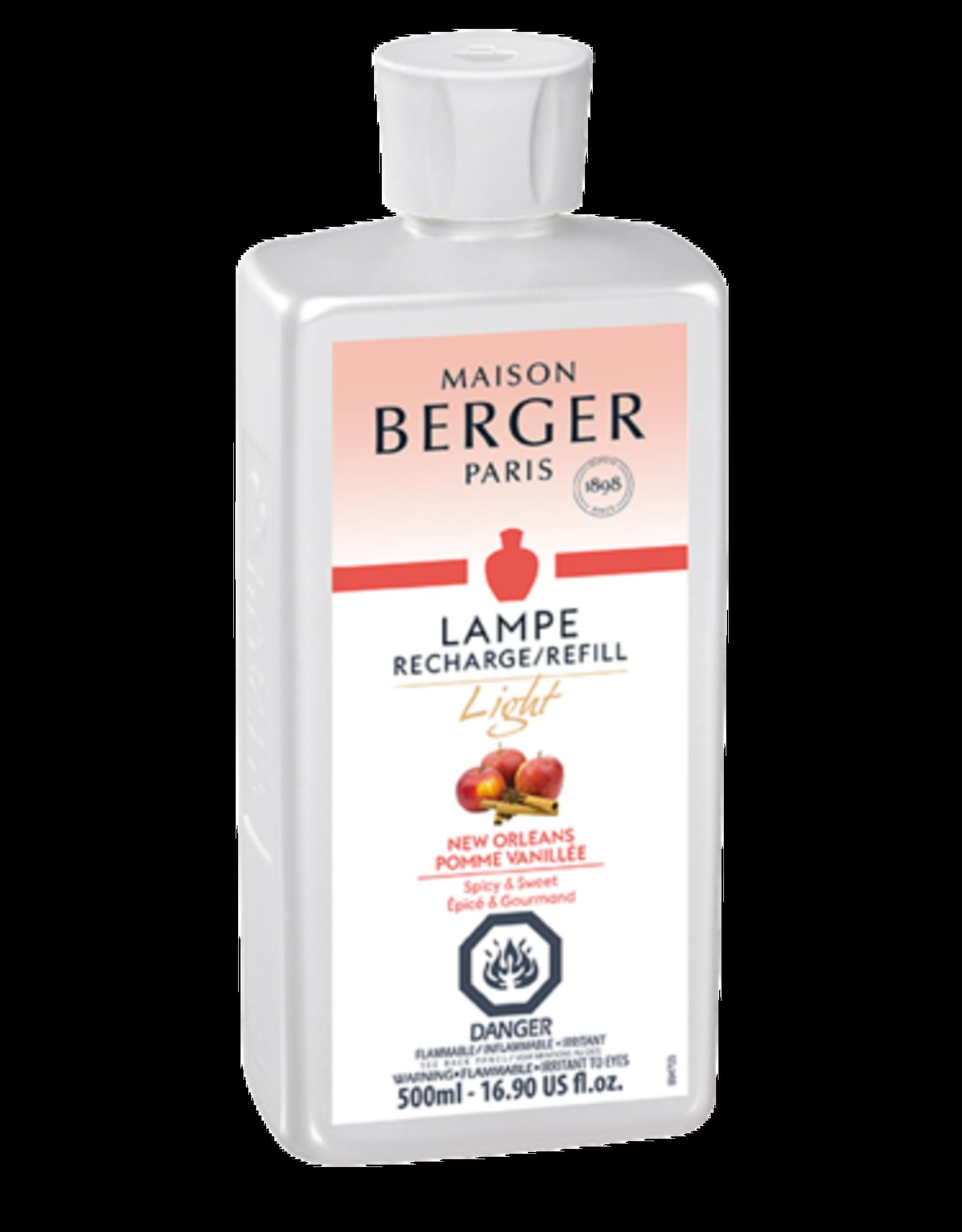 Maison Berger Pomme Vanillée Light 500ml