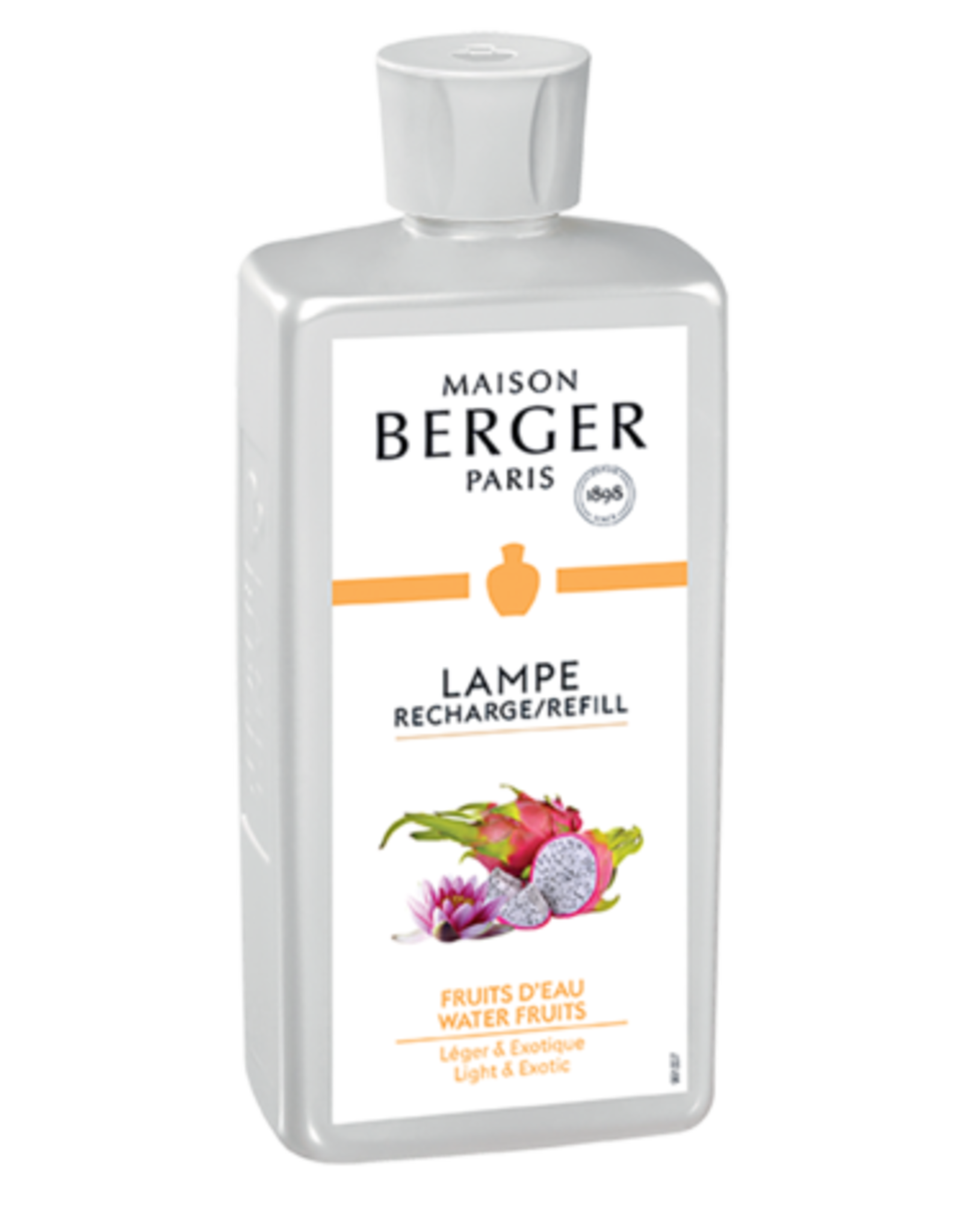 Maison Berger Fruits d'eau 500ml