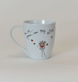 """MA GRAND'NOIRE Tasse  prof """"A"""" extra"""