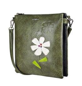 ESPE Bloom crossbody Vert