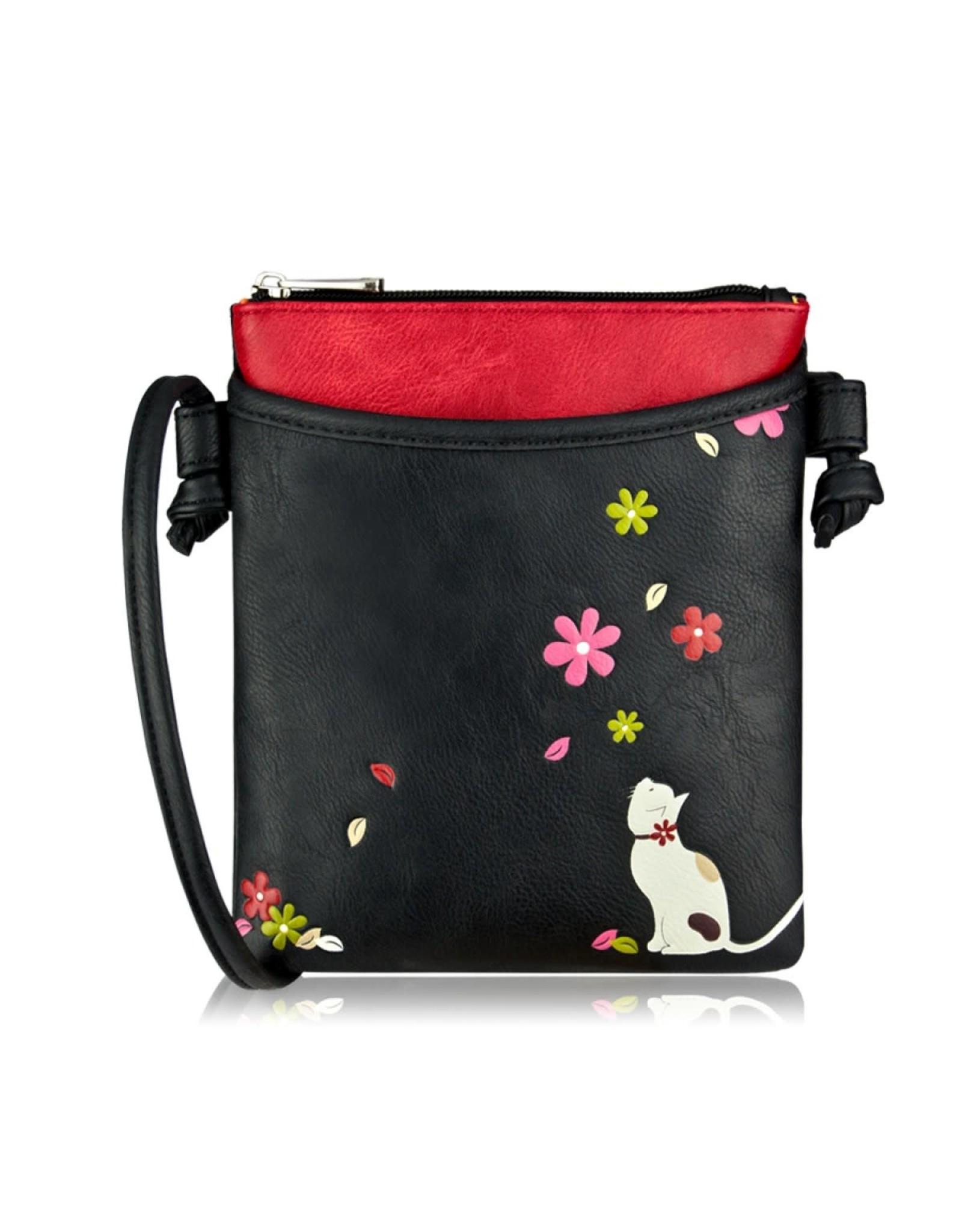 ESPE Mini sac chat Noir  ( fall )