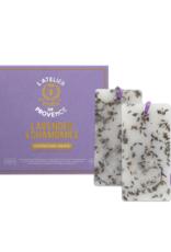 Lucia  par  Pure Living Tablettes de cire parfumées Lavande & camomille