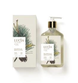 Lucia  par  Pure Living Savon à mains Pin Douglas