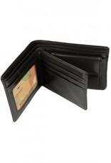 ESPE Petit portefeuille Lira noir