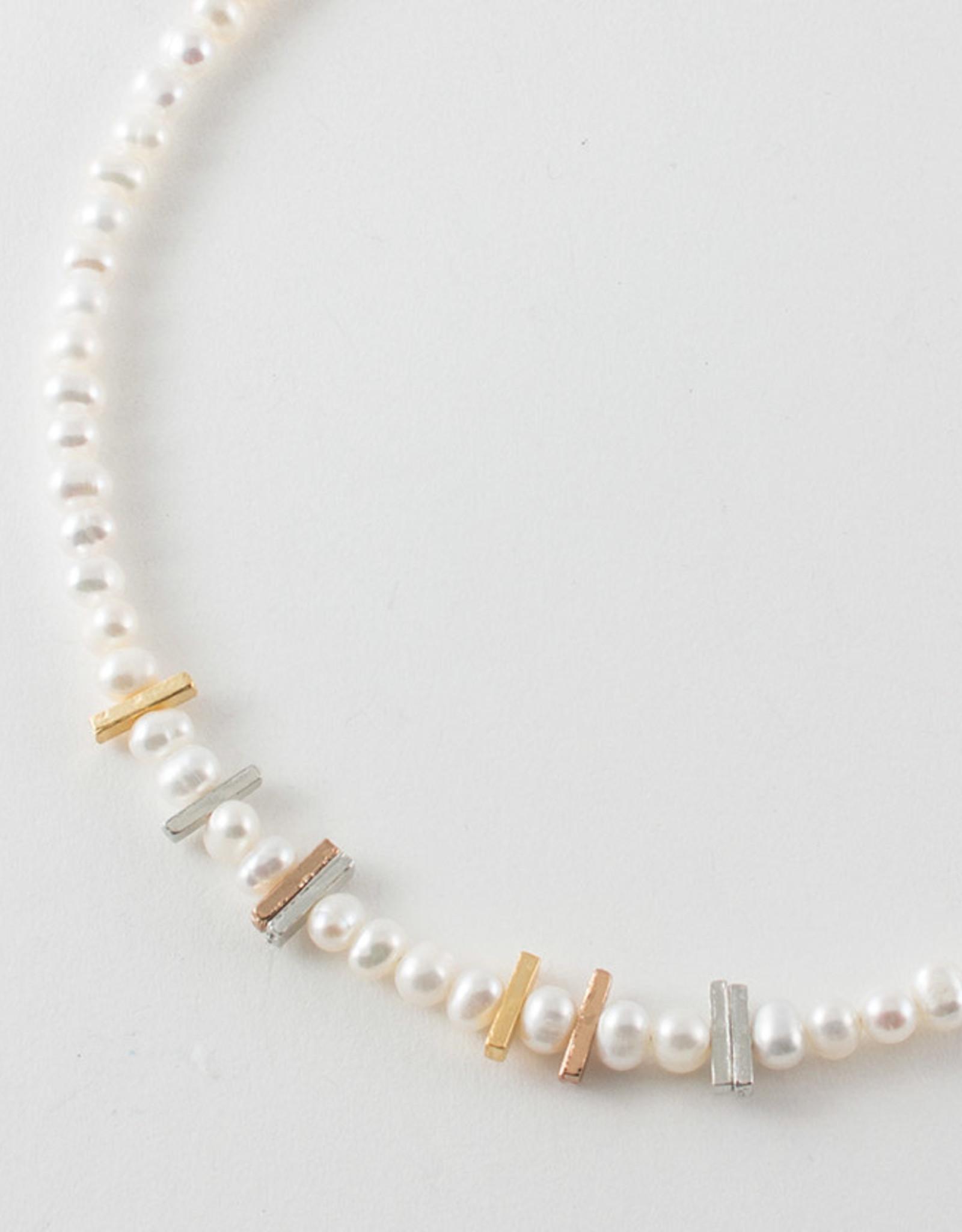 Anne-Marie Chagnon Hemi perle trio