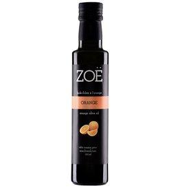 Zoé huile Huile d'olive à l'orange
