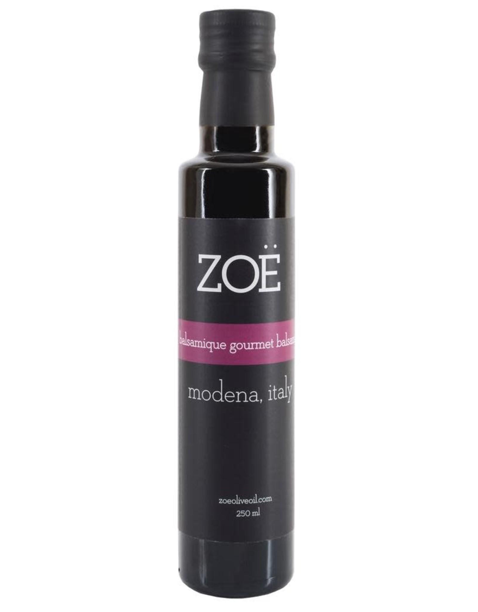 Zoé huile Vinaigre Balsamique noir