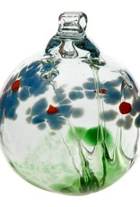 """Kitras Art Glass Boule de fleur - La sympathie 2"""""""