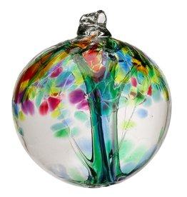 """Kitras Art Glass Boule Arbre  - Famille 6"""""""