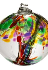 "Kitras Art Glass Boule Arbre de la Vie  6"""