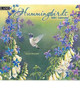 Lang Calendrier 2021 Hummingbirds