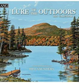 Calendrier Lure of the outdoors 2021