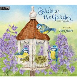 Calendrier Birds in the garden 2021