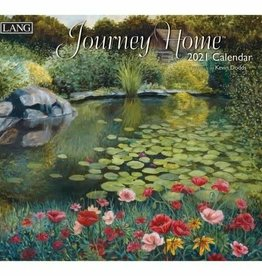 Calendrier 2021 Journey home