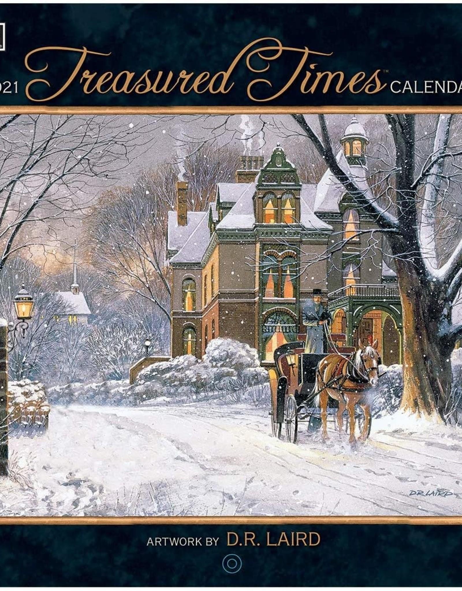 Calendrier 2021 Treasured Times