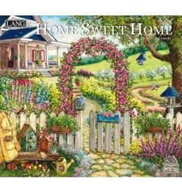Calendrier 2021 Home sweet home