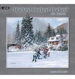 Lang Calendrier 2021 Hockey hockey hockey