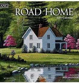 Lang Calendrier 2021 Road Home