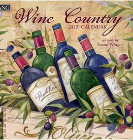 Calendrier 2021 Wine country
