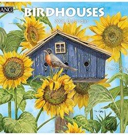 Lang Calendrier 2021 Birdhouses