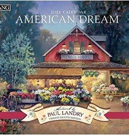 Lang Calendrier 2021 American Dream
