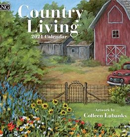 Lang Calendrier 2021 Country Living