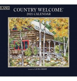 Lang Calendrier 2021 Country Welcome